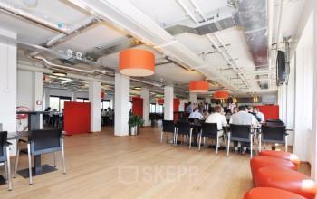 Shared lunchspace in office building zoetermeer