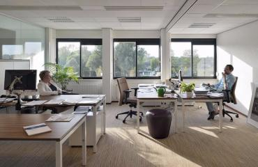 Working place for rent in Zoetermeer bright office space
