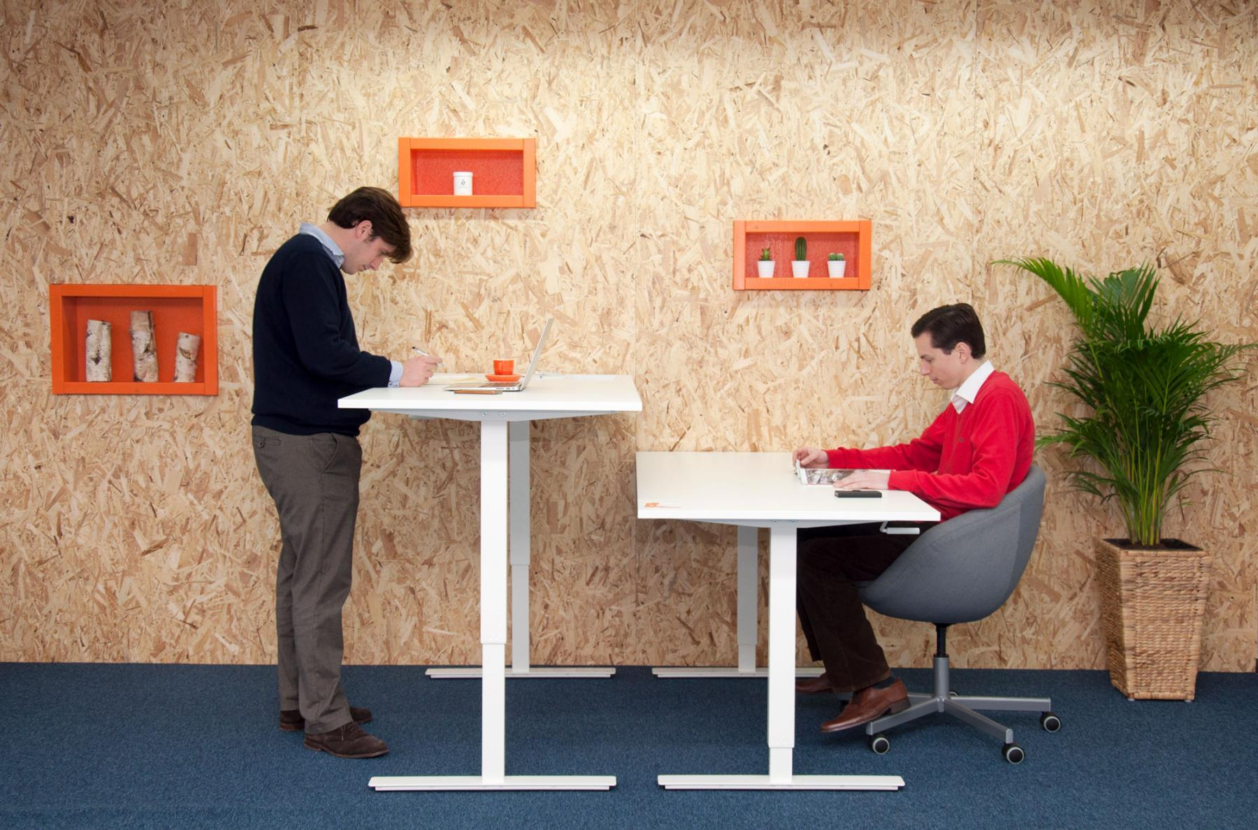 Adjustable work spots in Zoetermeer