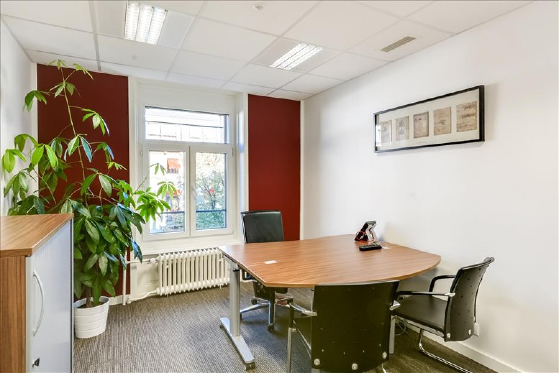Modernes Büro mieten in Zürich City