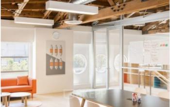 Visualisierung des brandneuen Büros zur Miete in Zürich City