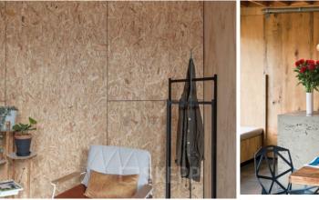 Rustikales Flair in modernem Büro zur Miete Zürich City