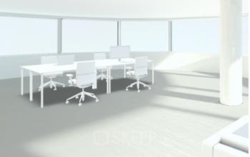 So wird dein neues Büro zur Miete in Zürich aussehen