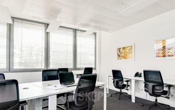Erstklassiges Büro zur Miete im Business Center an der Richtistraße in Zürich