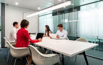 Arbeitsplätze zur Miete im produktiven Coworking-Bereich in Zürich