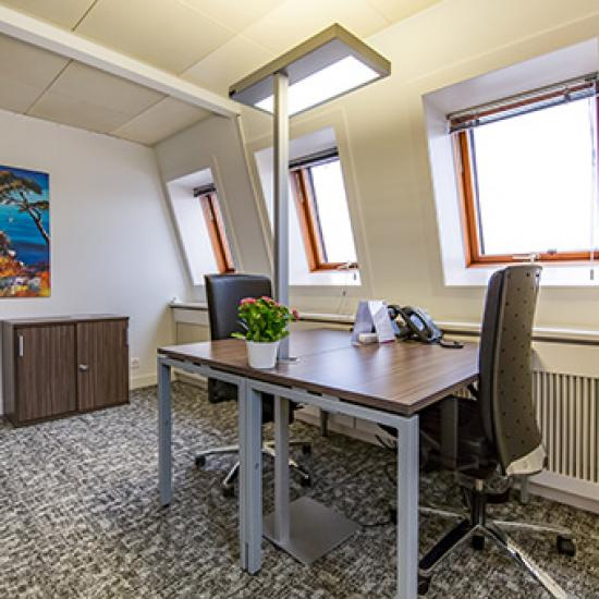 Stilvolles Büro mieten im Business Center in Zürich-Riesbach