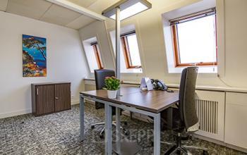 Stilvolles Büro mieten im Business Center in Zürich-Riesbach