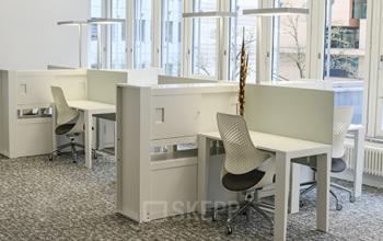 Modernes Büro zur Miete an der Leutschenbachstrasse in Zürich