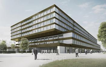 Moderne Büros zur Miete im Business Center an der Thurgauerstraße in Zürich