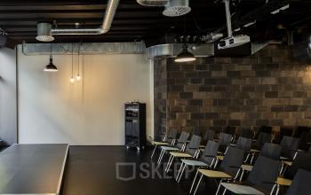 Großes Konferenzzentrum im Bürogebäude in Zürich