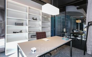 Hochmodernes Bürogebäude am Zürichsee