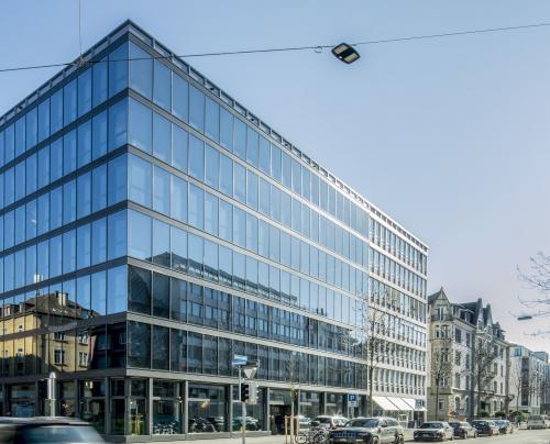 Hochmodernes Business Center in zentraler Lage in Zürich Seefeld