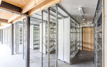 industrial office space zutphen steel wood