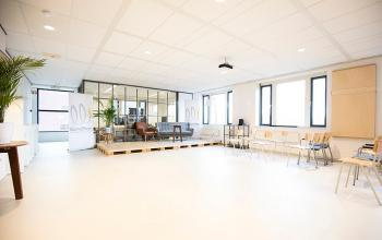 Office space for rent at the Hanzeplein