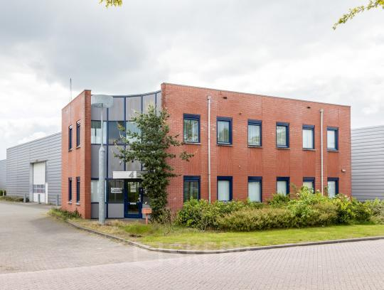 office space and storage room in zwolle