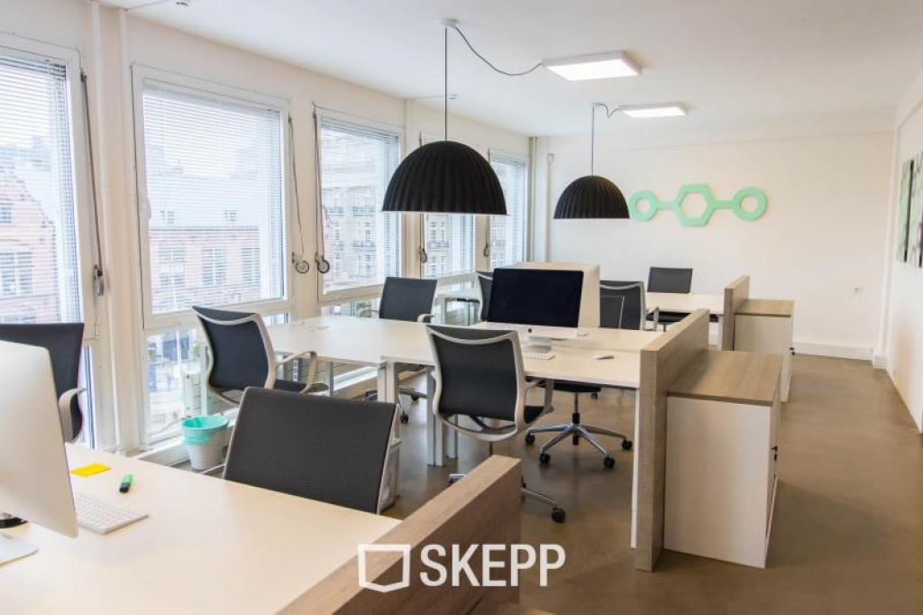 How Many Square Meters Of Office E