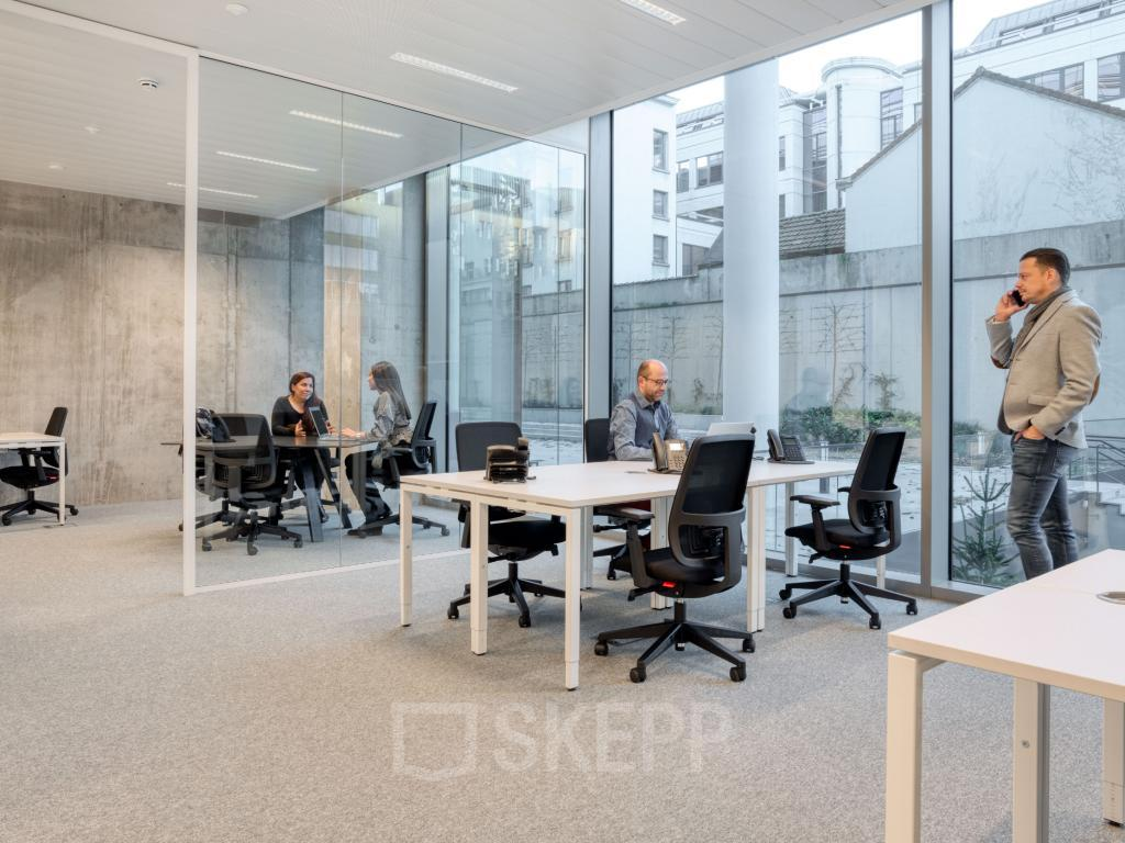 freelance werkplek huren in rue belliard 40 54562